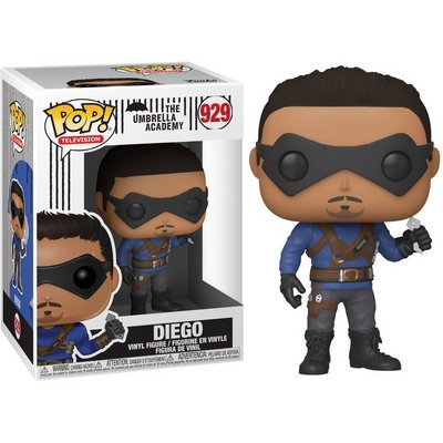 POP! Television: The Umbrella Academy - Diego Vinyl Figure #929