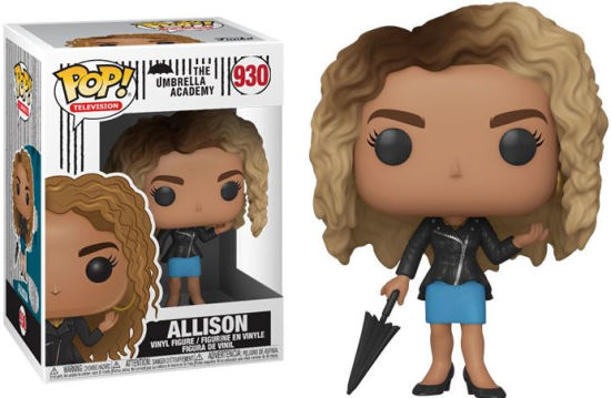 POP! Television: The Umbrella Academy - Allison Vinyl Figure #930