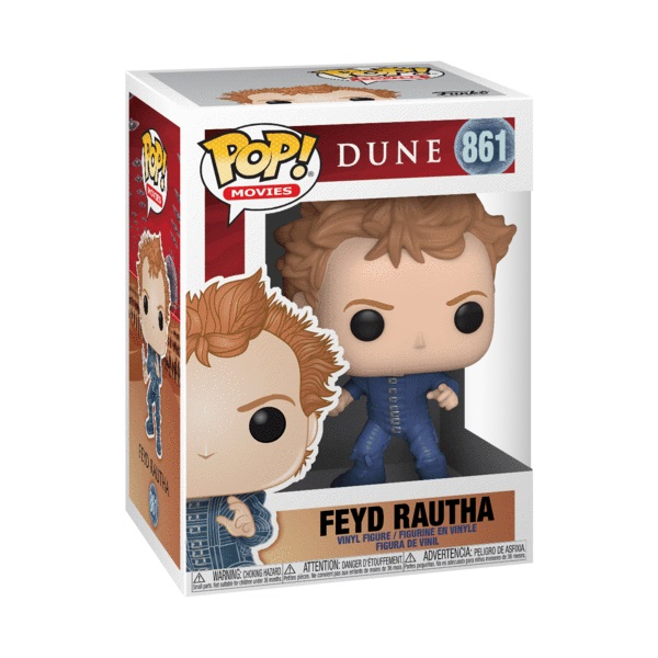 POP! Movies: Dune - Feyd Rautha Vinyl Figure #861