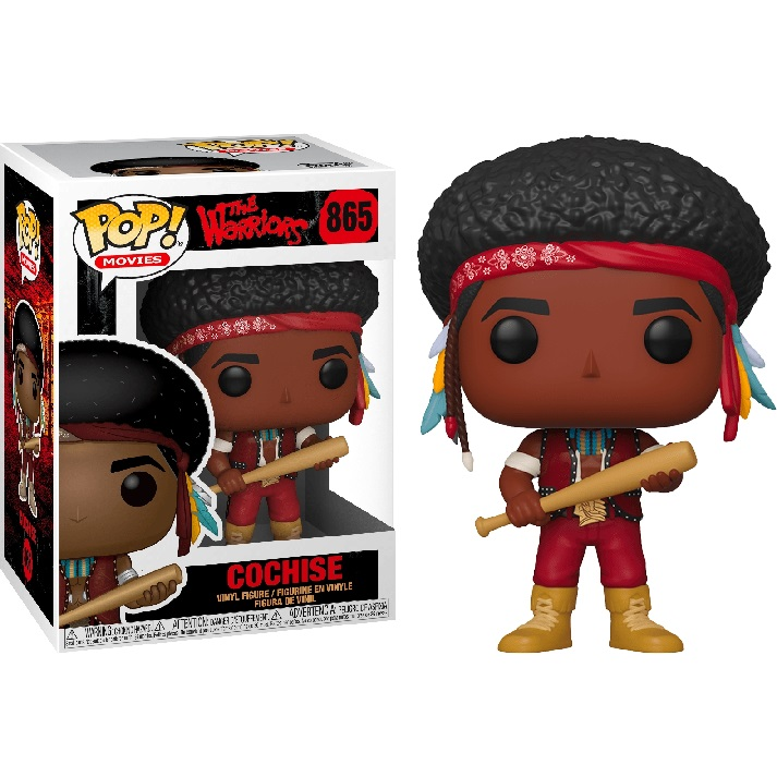 POP! Movies: The Warriors - Cochise #865 Vinyl Figure