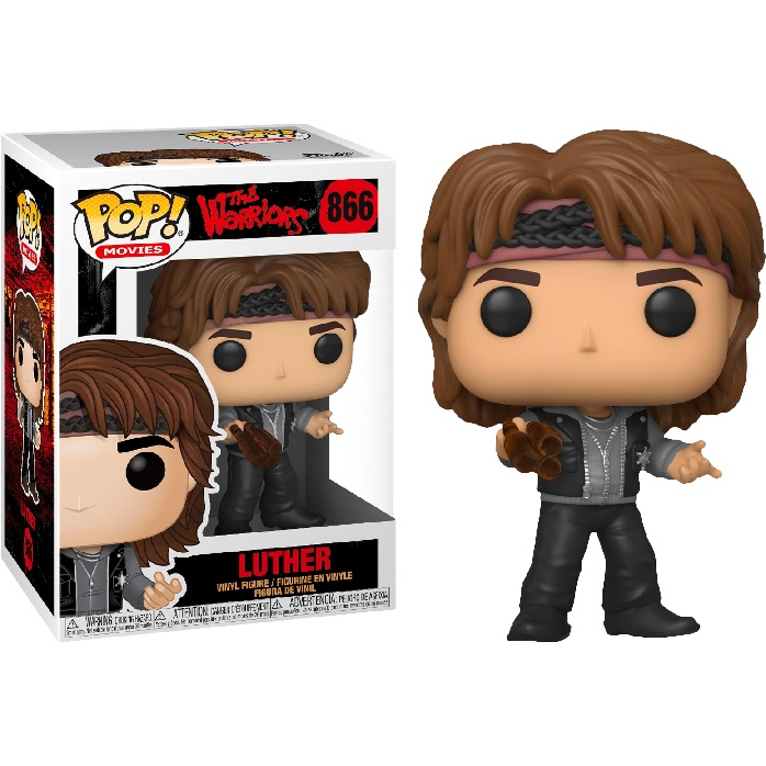 POP! Movies: The Warriors - Luther #866 Vinyl Figure