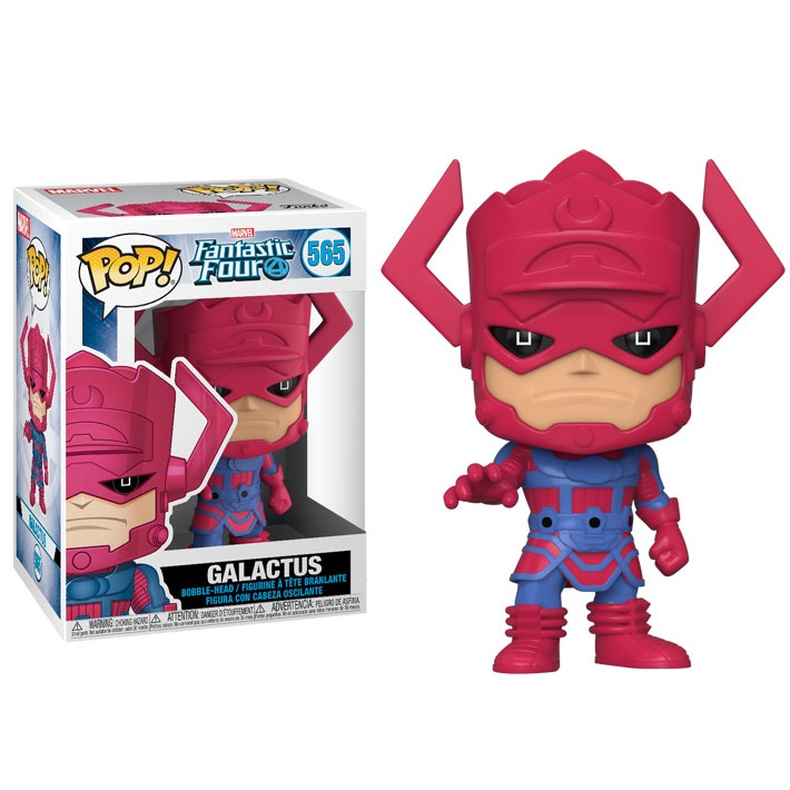 POP! Heroes: Marvel Fantastic Four - Galactus Vinyl Figure #564