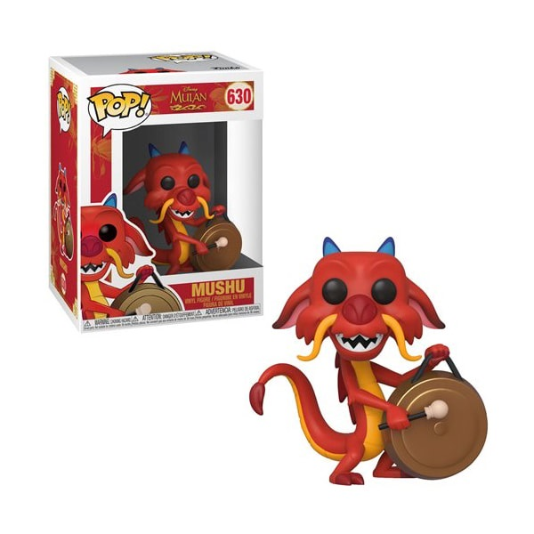 POP! Disney: Mulan - Mushu #630 Vinyl Figure