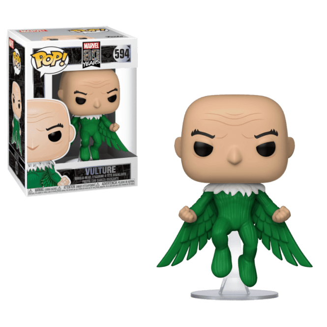 POP! Heroes: Marvel 80 Years - Vulture #594 Vinyl Figure