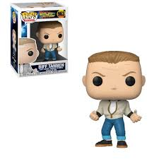 POP! Movies: Back to the Future - Biff Tannen Vinyl Figure #963