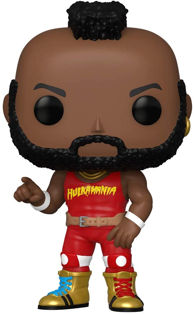 POP! WWE: Mr. T Vinyl Figure #80