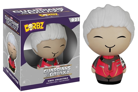 Dorbz Heroes Marvel: Guardians of the Galaxy - The Collector Vinyl Figure #21