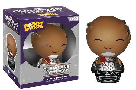 Dorbz Heroes Marvel: Guardians of the Galaxy - Korath Vinyl Figure #23