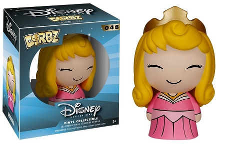 Dorbz Disney: Sleeping Beauty - Princess Aurora Vinyl Figure #48