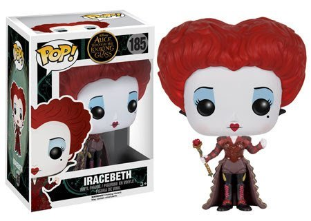 POP! Disney: Alice Through The Looking Glass - Iracebeth Vinyl Figure #185