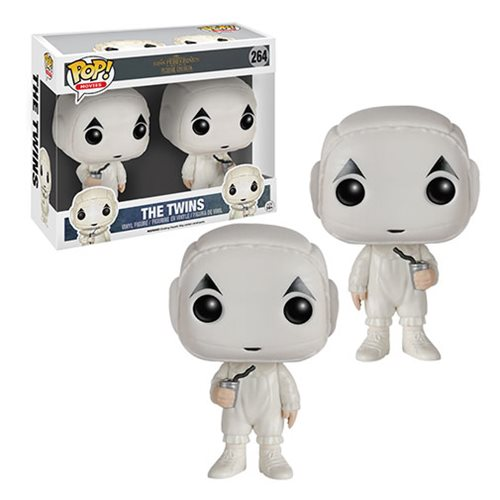 POP! Movies: Miss Peregrine's Home for Peculiar Children - Snacking Twins Vinyl Figure 2-Pack