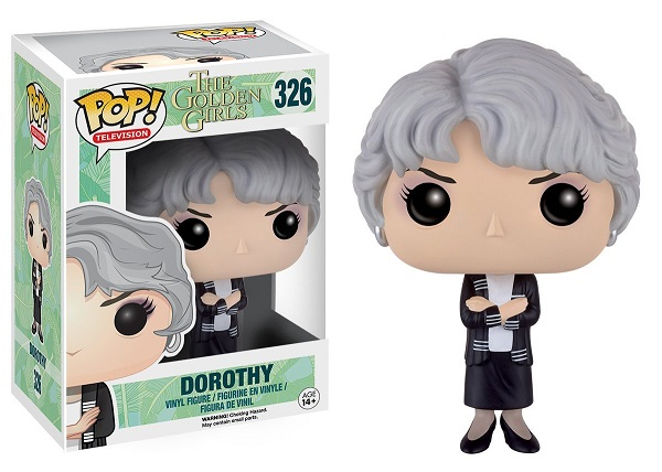 POP! Television: The Golden Girls - Dorothy Vinyl Figure #326