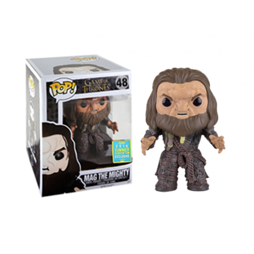 POP! Television: Game of Thrones - Mag the Mighty 6
