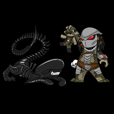 Aliens vs Predator T-Shirt
