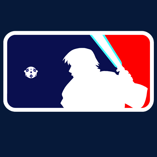Major League Baseball - Jedi T-Shirt