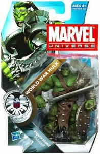 Marvel Universe: Series 3 - World War Hulk 3.75