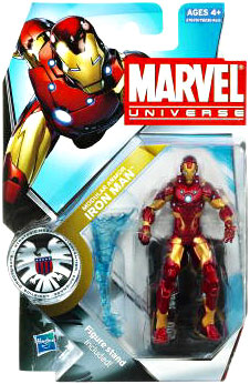 Marvel Universe: Series 3 -