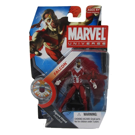 Marvel Universe: Series 3 - Falcon 3.75