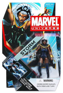 Marvel Universe: Series 4 - Storm 3.75