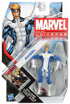 Marvel Universe: Series 4 - Angel 3.75