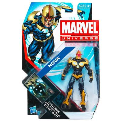 Marvel Universe: Series 4 - Nova 3.75