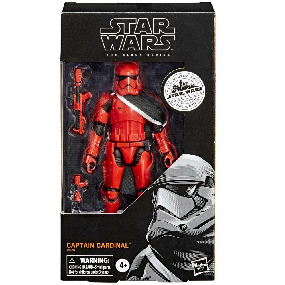 Star Wars The Black Series - Captain Cardinal E9700