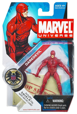 Marvel Universe: Series 1 - Daredevil 3.75