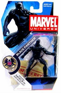 Marvel Universe: Series 1 - Black Panther 3.75