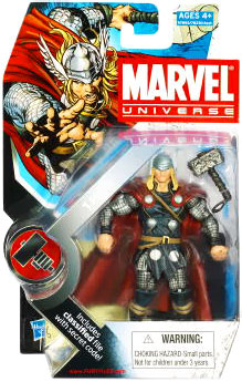 Marvel Universe: Series 2 - Thor 3.75