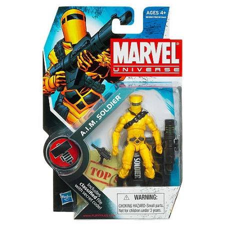 Marvel Universe: Series 2 - A.I.M. Soldier Figure #16