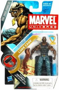 Marvel Universe: Series 2 - Luke Cage Action Figure #9