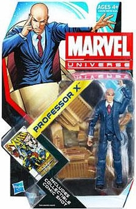 Marvel Universe: Series 4 - Professor X Action Figure #22