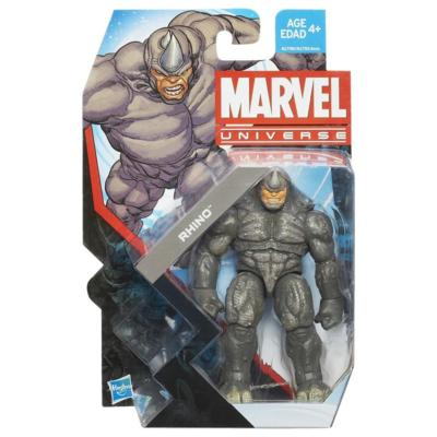 Marvel Universe: Series 5 - Rhino Action Figure #3