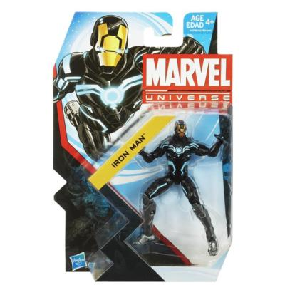 Marvel Universe: Series 5 - Iron Man Action Figure #18