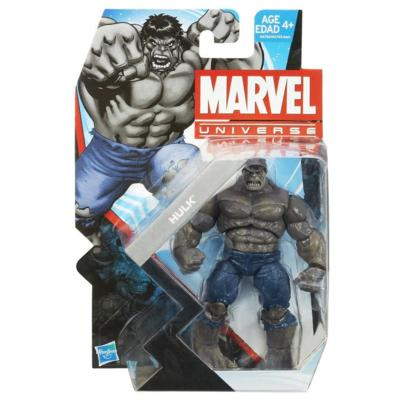 Marvel Universe: Series 5 - Hulk (Grey) 3.75