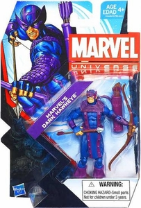 Marvel Universe: Series 5 - Marvel's Dark Hawkeye 3.75