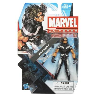Marvel Universe: Series 5 - Warpath Action Figure #25