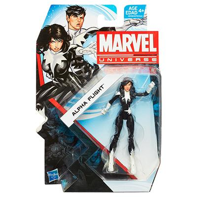 Marvel Universe: Series 5 - Alpha Flight Action Figure #27
