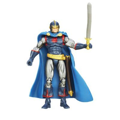Marvel Universe: Series 5 - Marvel's Black Knight 3.75