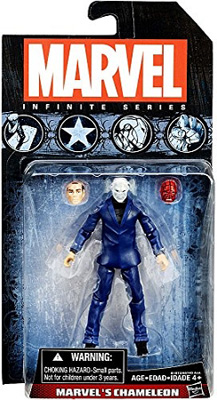 Marvel Infinite Series: Marvel's Chameleon 3.75