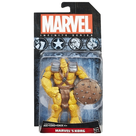 Marvel Infinite Series: Marvel's Korg 3.75