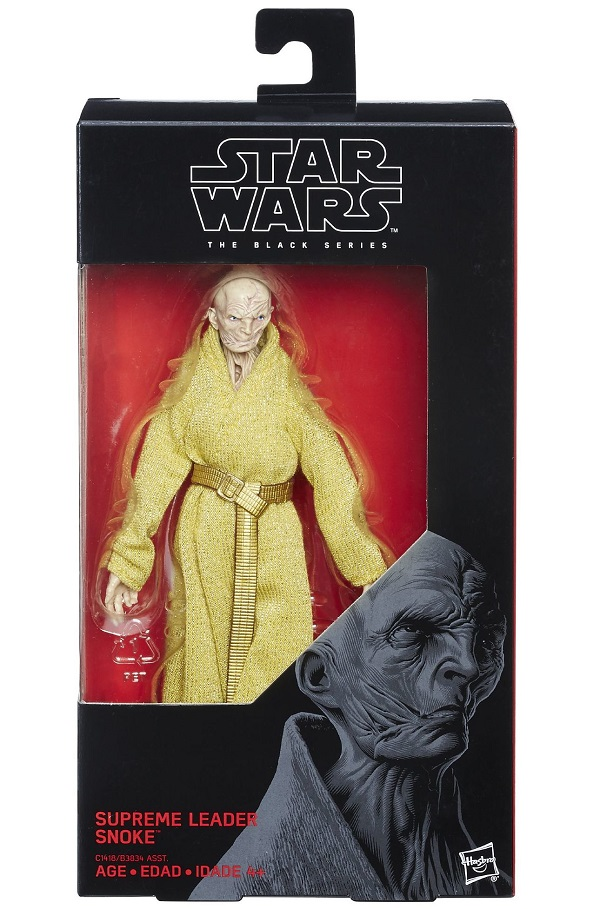 Star Wars: The Black Series - Supreme Leader Snoke 6