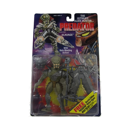 Kenner: Predator - Scavage Action Figure (1993)