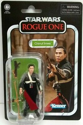 Star Wars Rogue One: The Vintage Collection - Chirrut Imwe E9397 / E7763