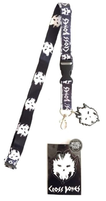Marvel: Crossbones Lanyard