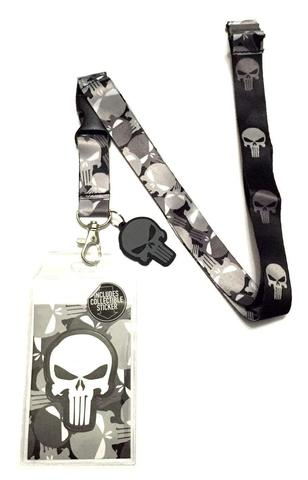 Marvel: The Punisher Lanyard