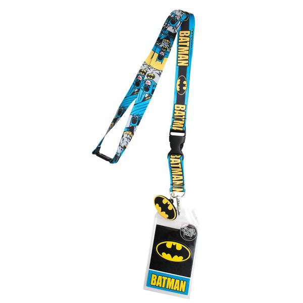 DC Comics: Batman Light Blue Lanyard