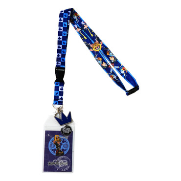 Kingdom Hearts: Sora Lanyard