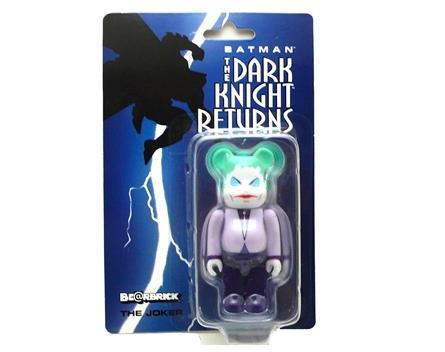 Medicom DC: The Dark Knight Returns - Joker Bearbrick Figure