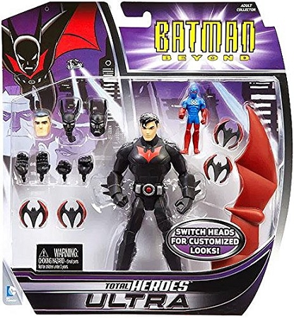 Mattel DC Total Heroes - Ultra Batman Beyond Exclusive Action Figure